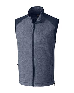 Men's Big & Tall Cedar Park Full Zip Vest