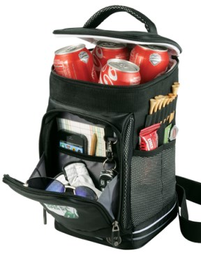 Cutter & Buck® Tour Golf Bag Cooler