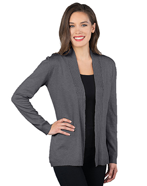 Cora - Women's Rib Cardigan Sweater