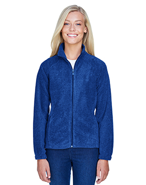 Harriton Ladies' 8 oz. Full-Zip Fleece