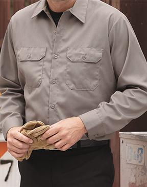 Red Kap - Utility Long Sleeve Work Shirt