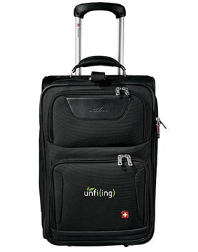 "Wenger® 21"" Wheeled Carry-On Suitcase"