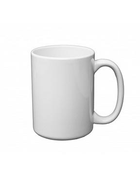 White 15oz Economy Mug