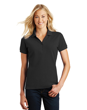 Eddie Bauer ®  Ladies Cotton Pique Polo