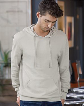 Alternative - Challenger Lightweight Washed French Terry Hooded Pullover