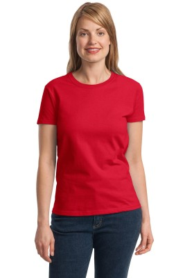 Gildan - Ladies Ultra Cotton ®  100% Cotton T-Shirt