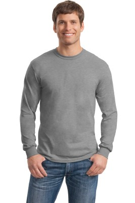 Gildan - DryBlend ™  50 Cotton/50 DryBlend ™  Poly Long Sleeve T-Shirt. 8400