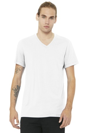 BELLA+CANVAS  ®  Unisex Jersey Short Sleeve V-Neck Tee