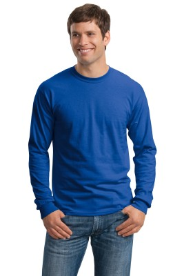 Gildan - Ultra Cotton ®  100% Cotton Long Sleeve T-Shirt