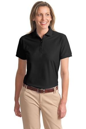 Port Authority ®  - Ladies Silk Touch™ Polo