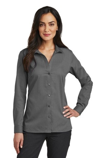 Red House ®   Ladies Nailhead Non-Iron Shirt