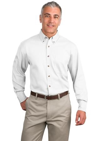 Port Authority ®  - Long Sleeve Twill Shirt.