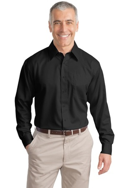 Port Authority ®  - Long Sleeve Non-Iron Twill Shirt