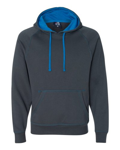 J. America - Shadow Fleece Hooded Pullover Sweatshirt