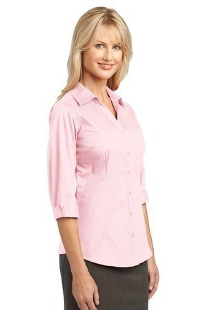 IMPROVED  Port Authority ®  Ladies 3/4-Sleeve Blouse