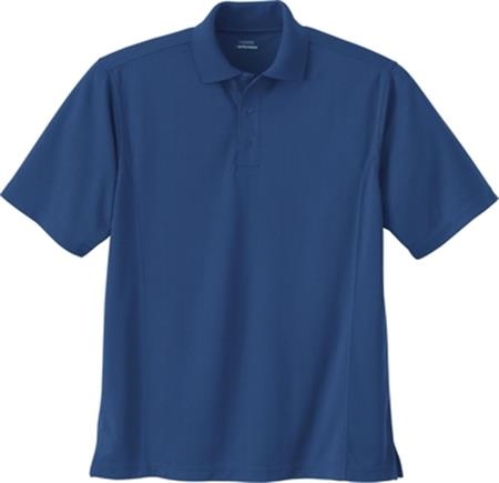 MEN'S EPERFORMANCETM JACQUARD PIQUE POLO