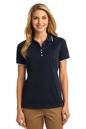 Port Authority® Ladies Rapid Dry™ Tipped Polo